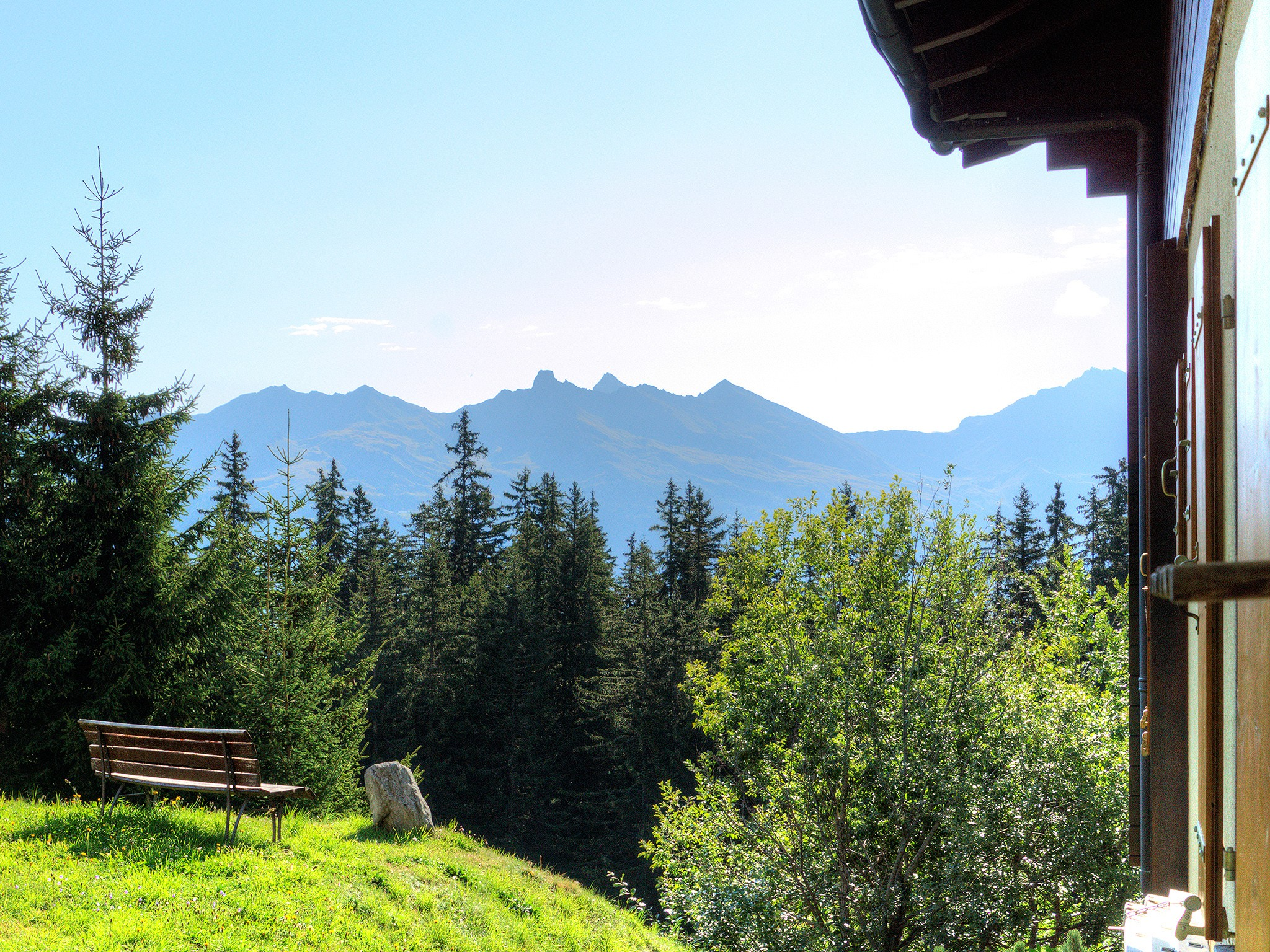 Chalet Altitude 1900 - panoramic view