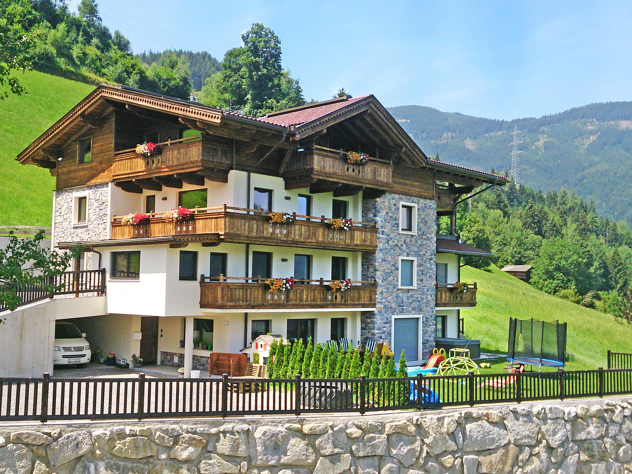 Spa Lodge Zillertal