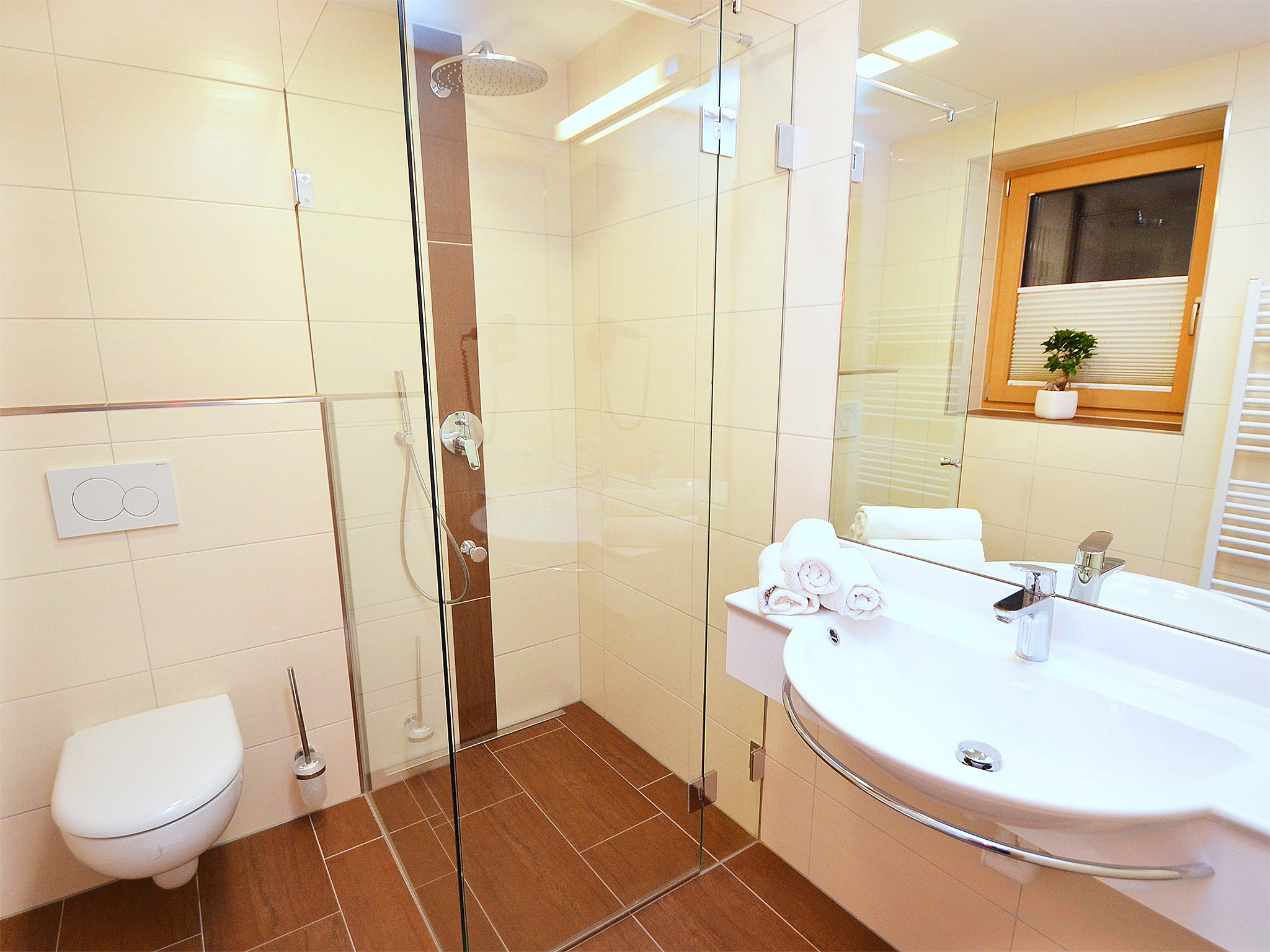 Spa Lodge Zillertal - bathroom