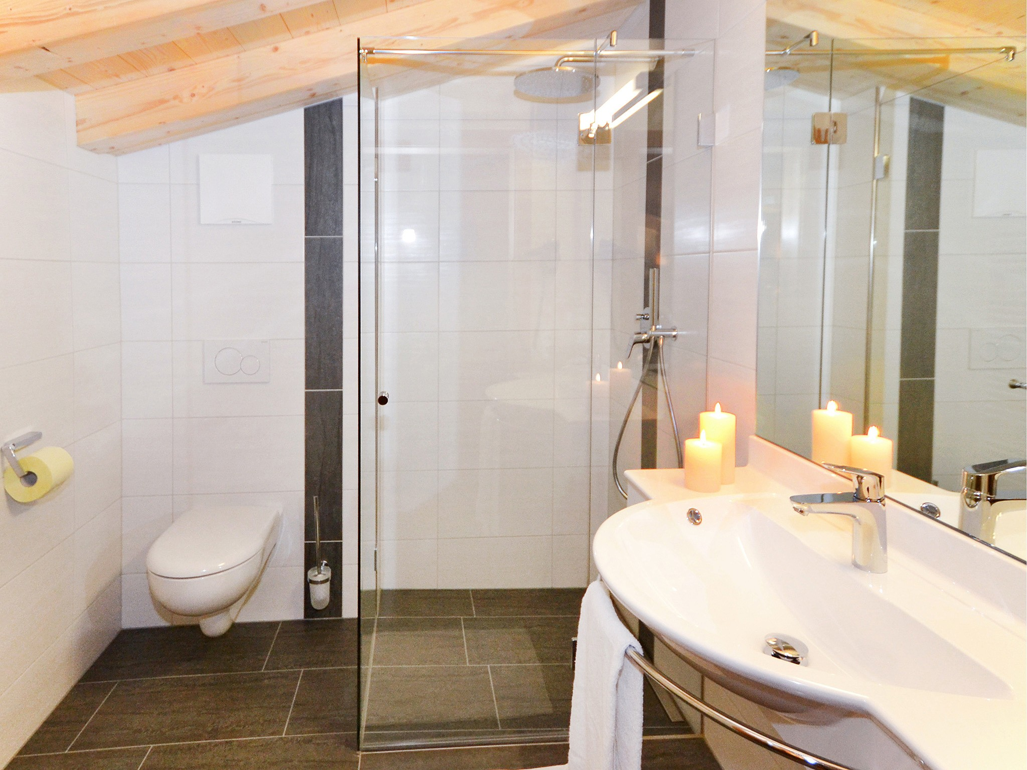 Spa Lodge Zillertal 2 - bathroom