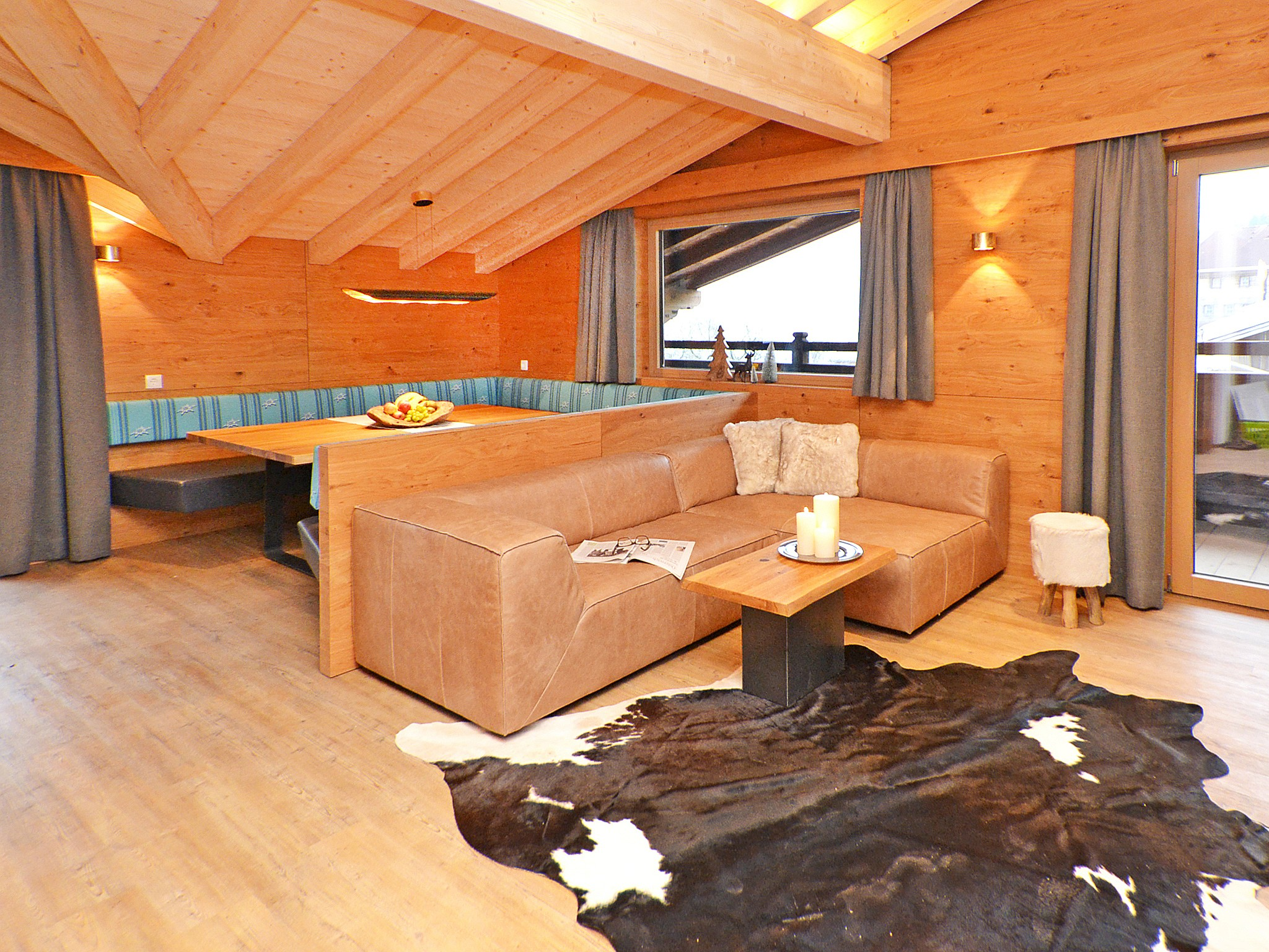 Spa Lodge Zillertal 2 - living room