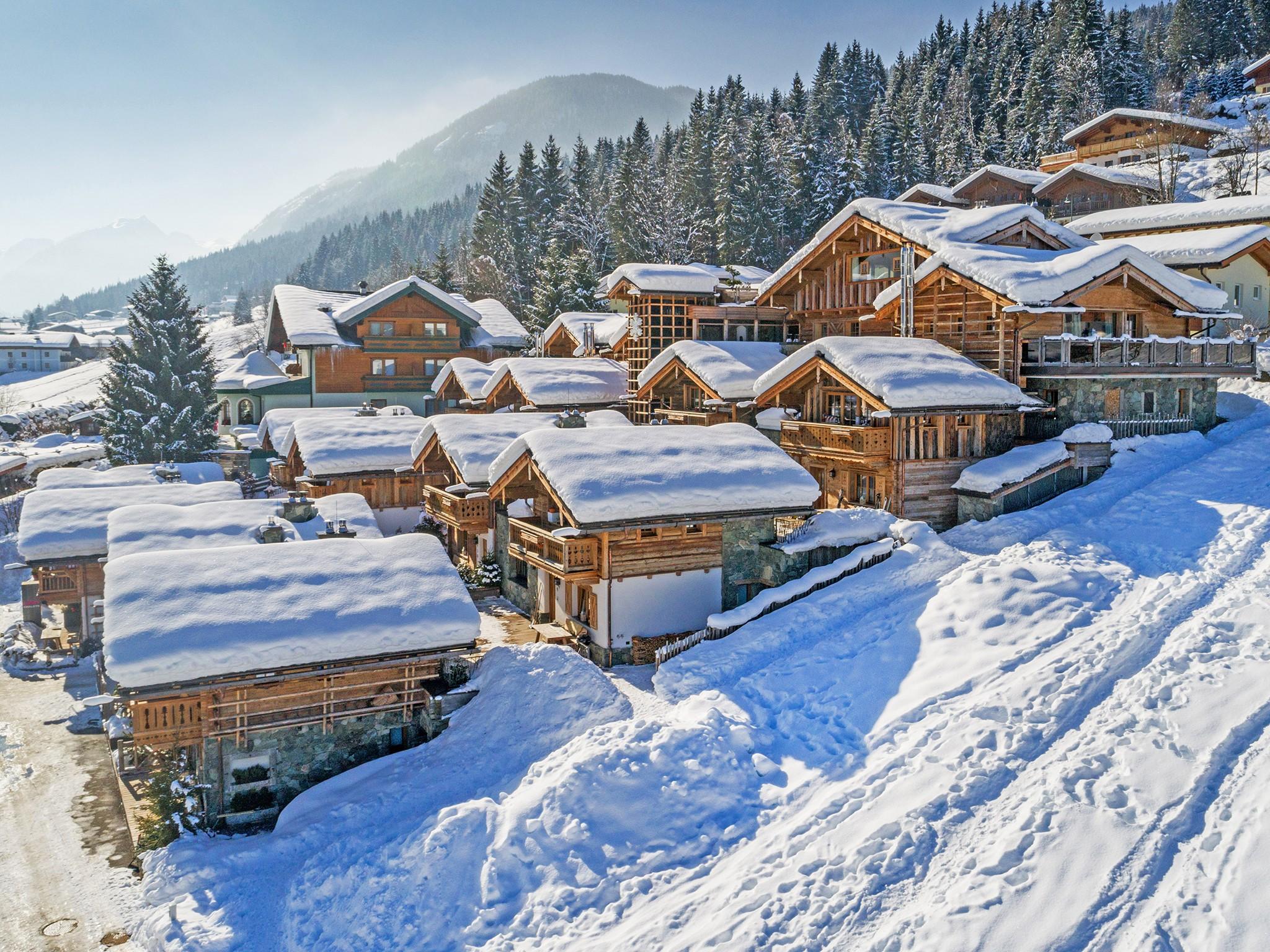 Alpen Lodge Flachau 1, 10 pers. in Flachau-Wagrain-St. Johann
