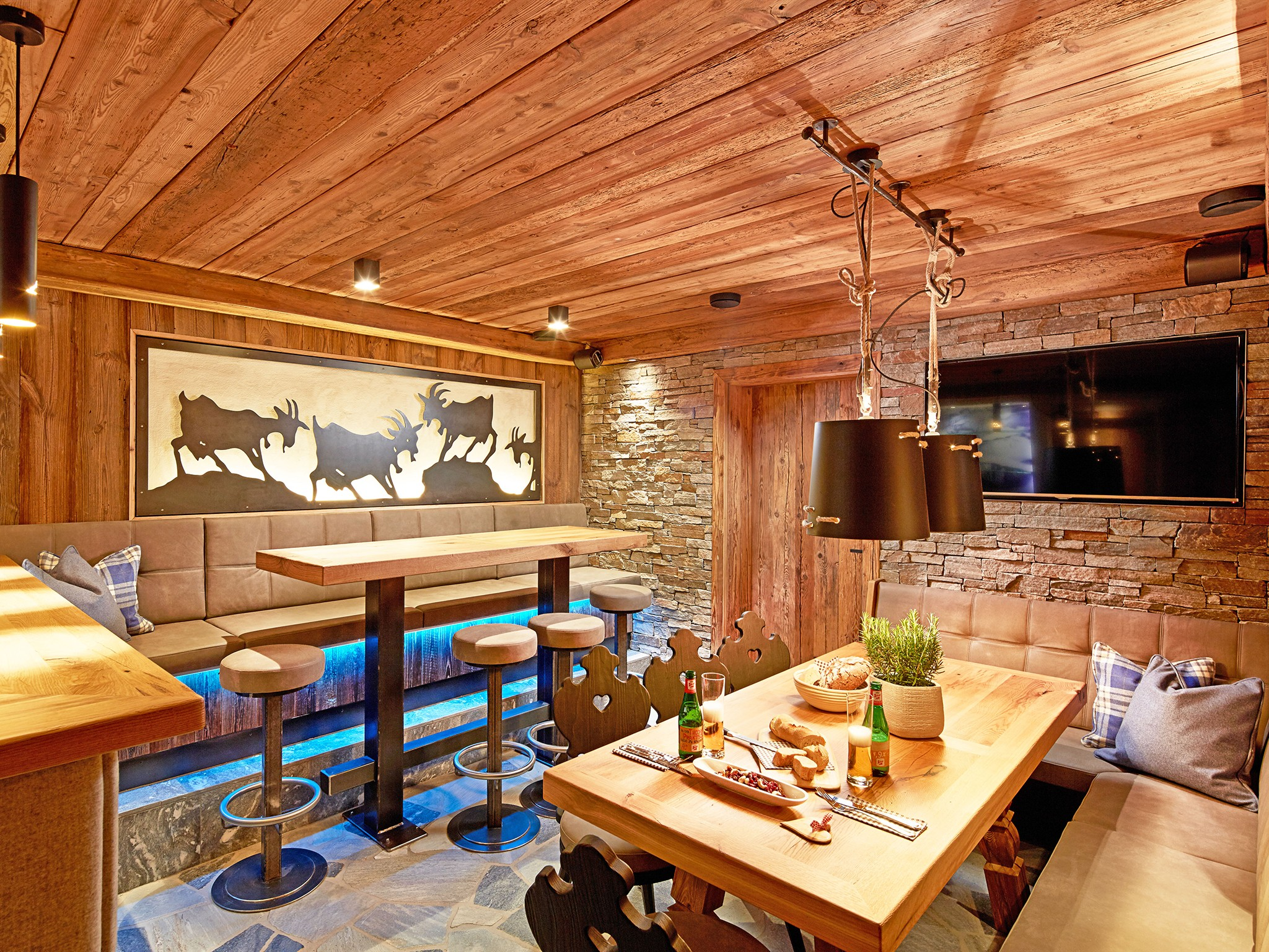 Alpen Lodge Flachau 2 - lounge
