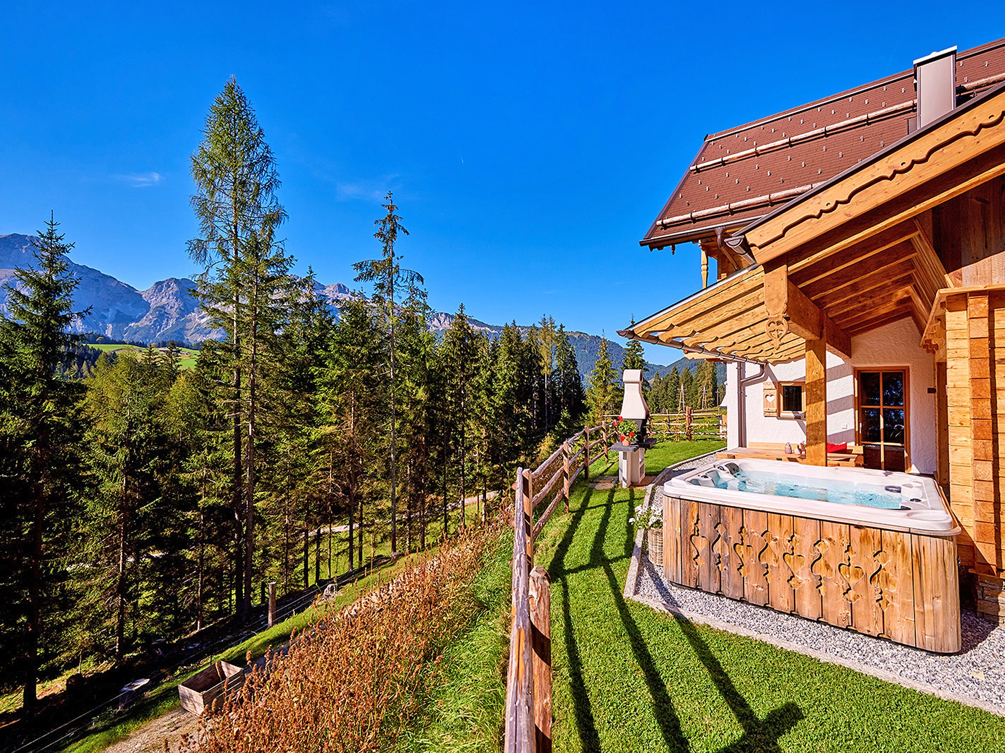 Dachstein Dream Lodge - Panoramablick