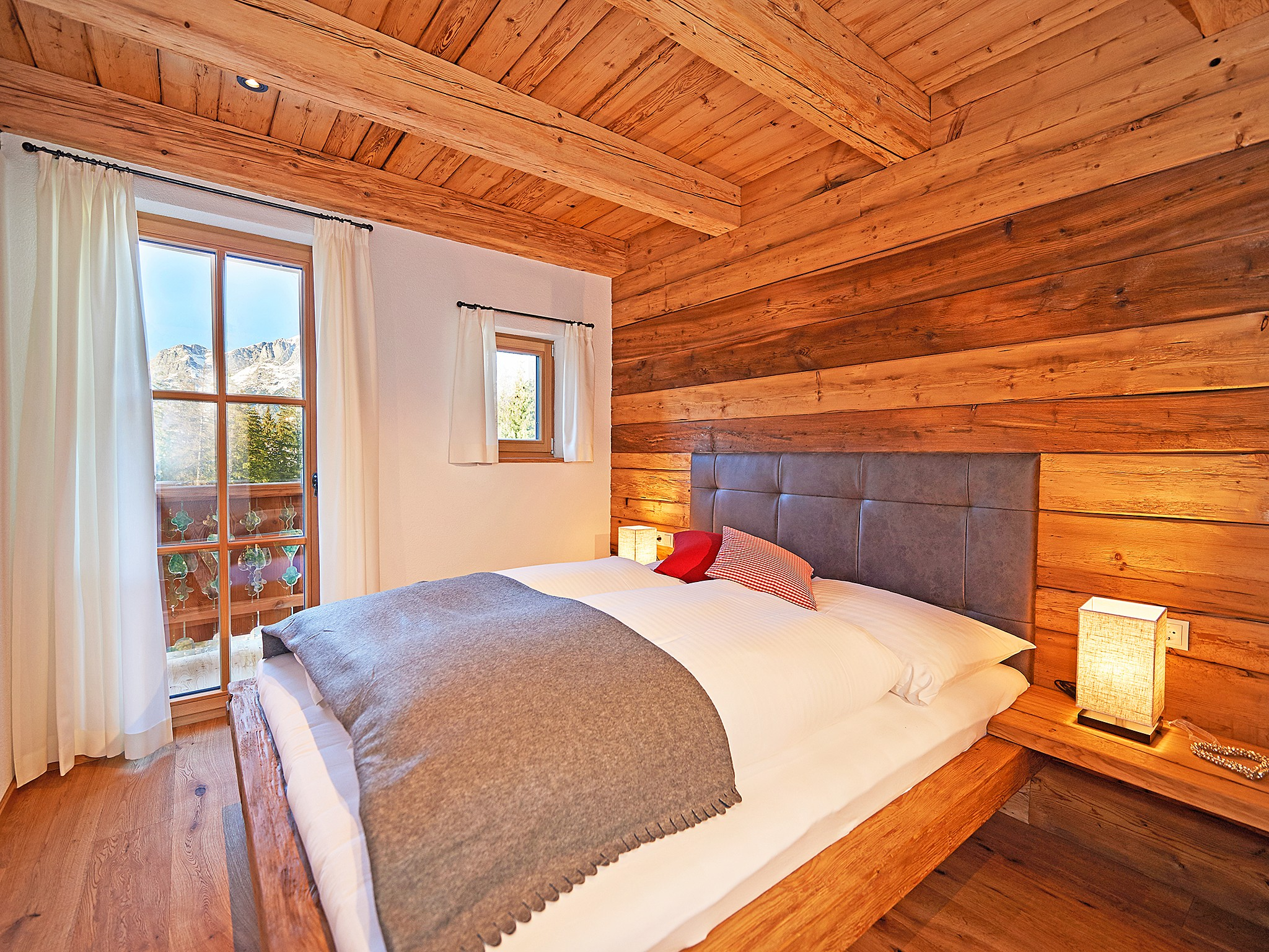 Dachstein Dream Lodge - Schlafzimmer