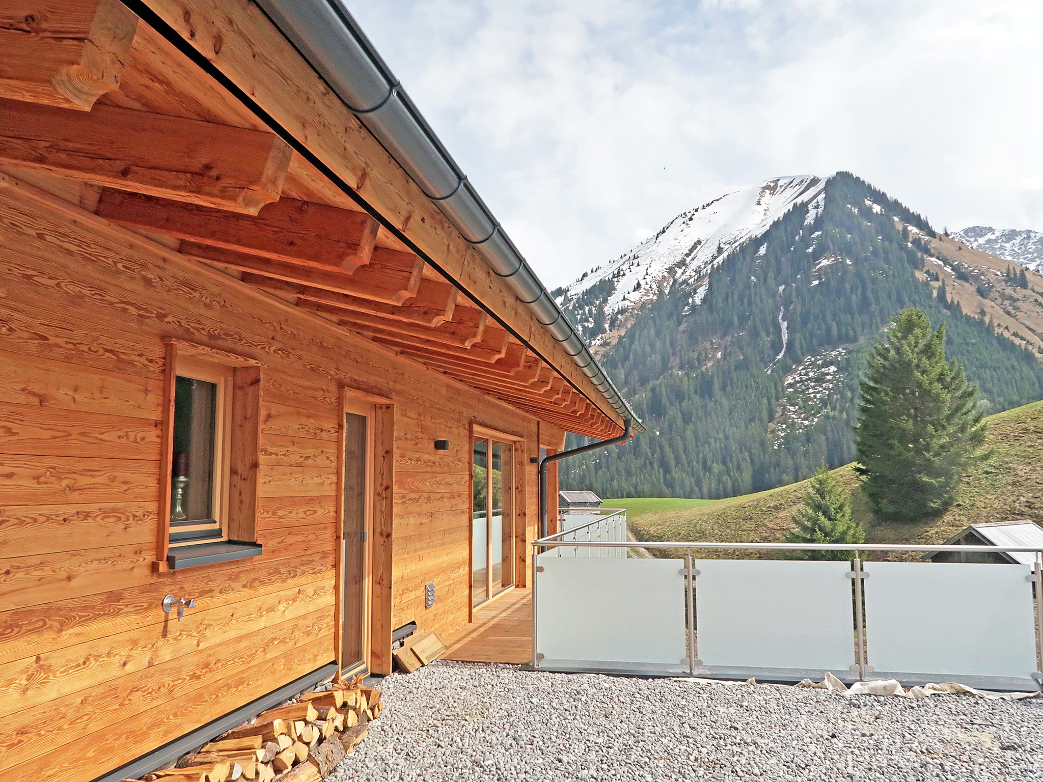 Alpine Luxury Lodge Zugspitze