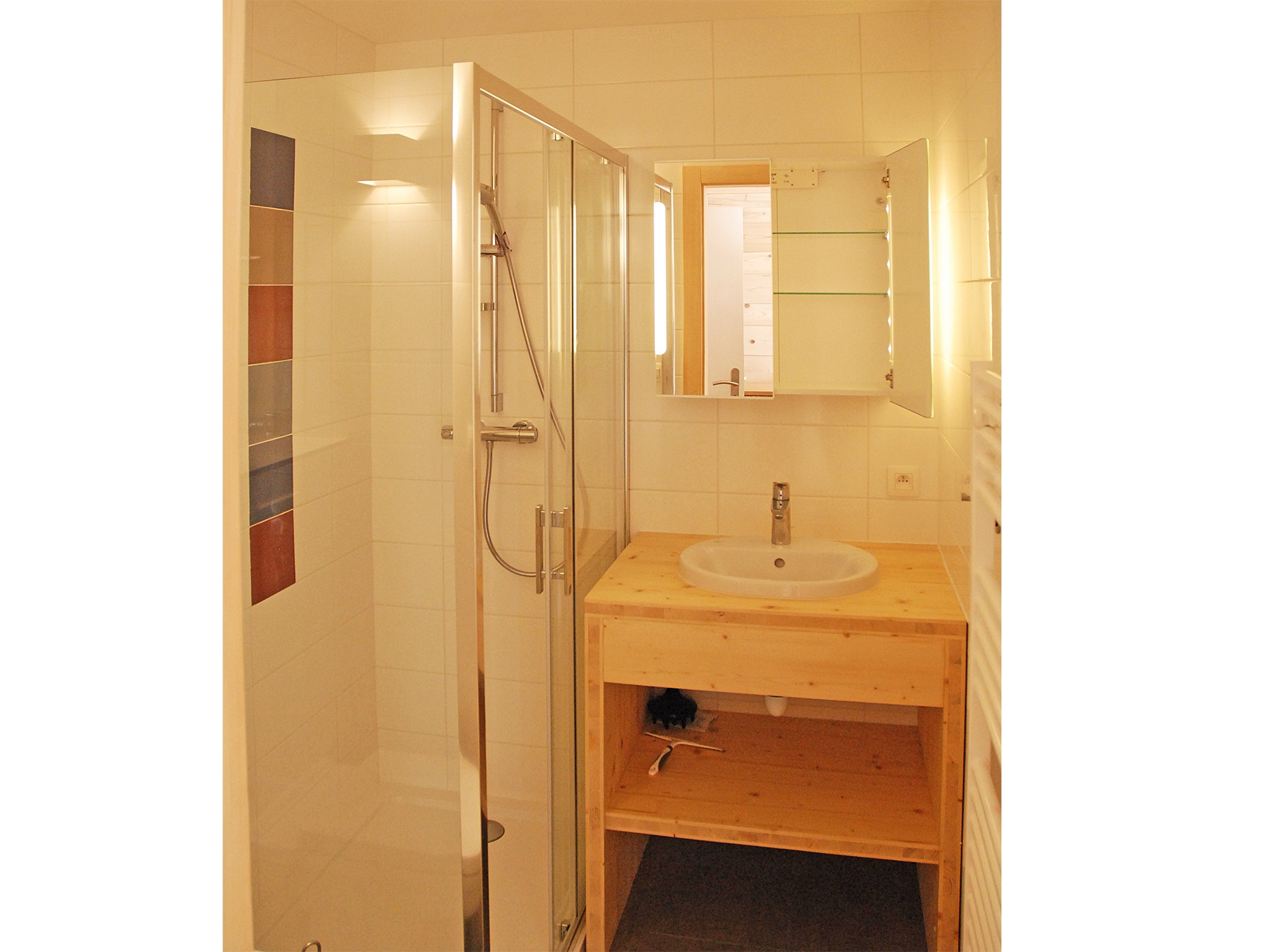 Chalet Olympe - bathroom