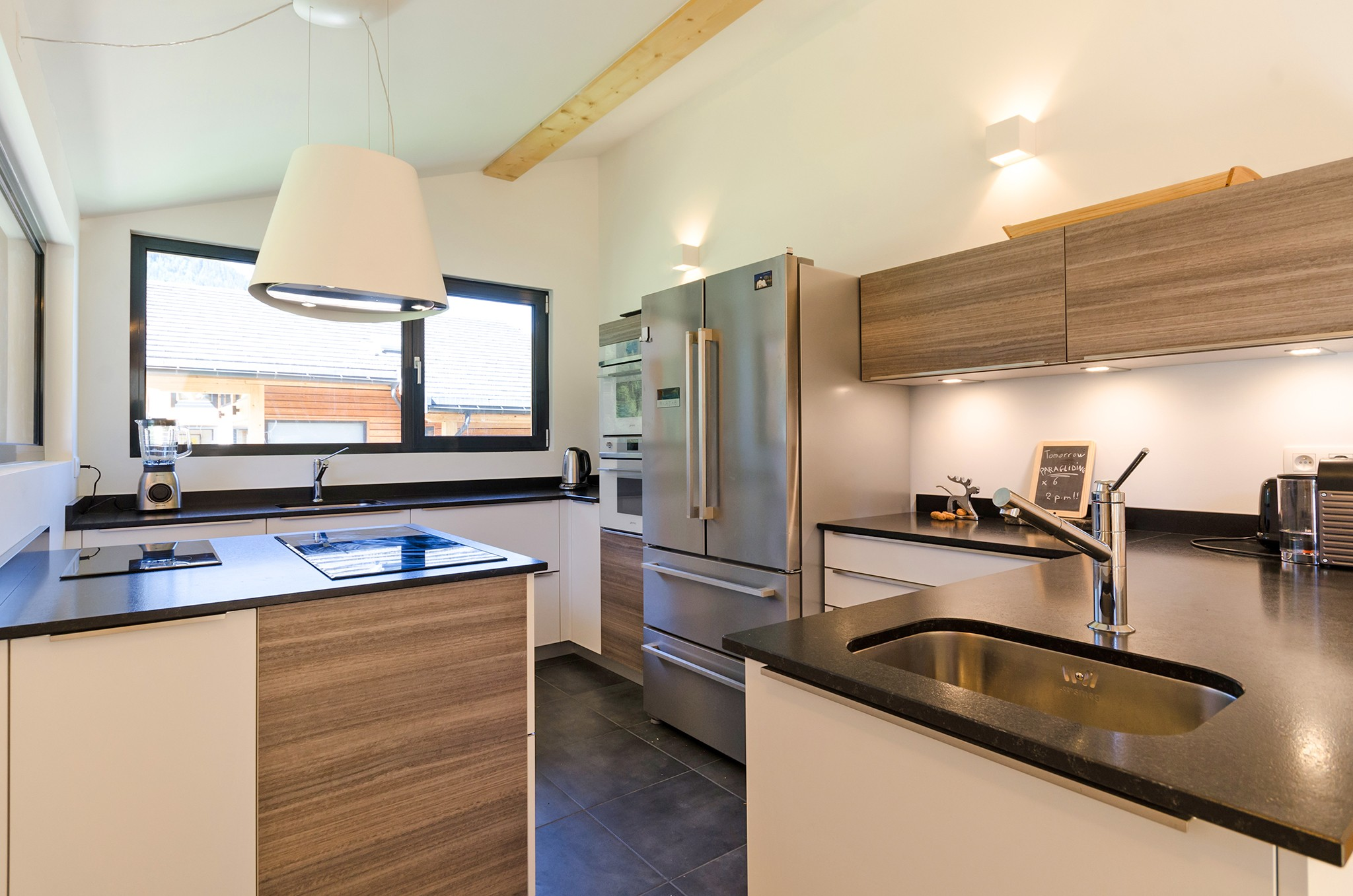 Chalet Olympe - kitchen