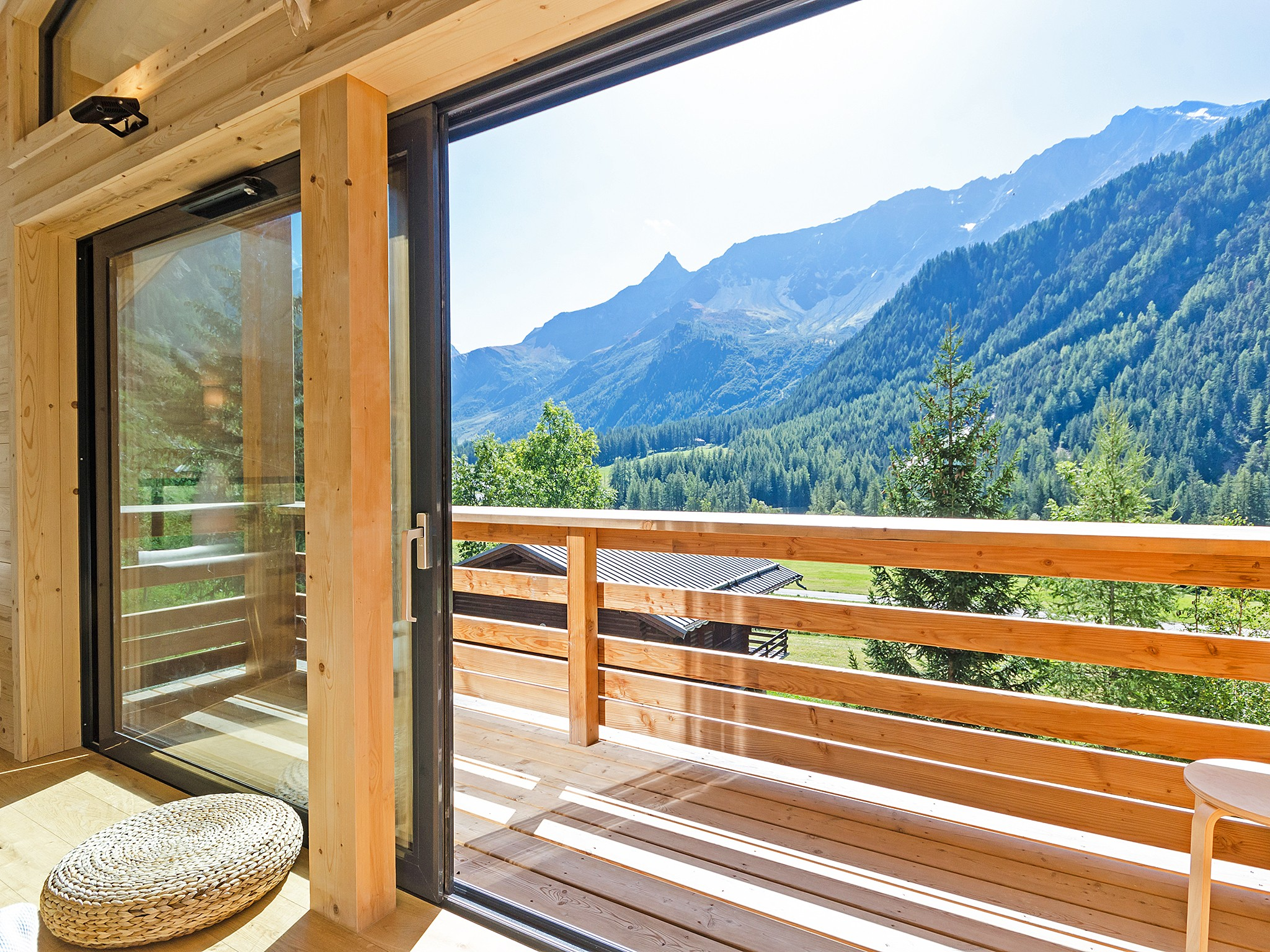Chalet Olympe - panoramic view