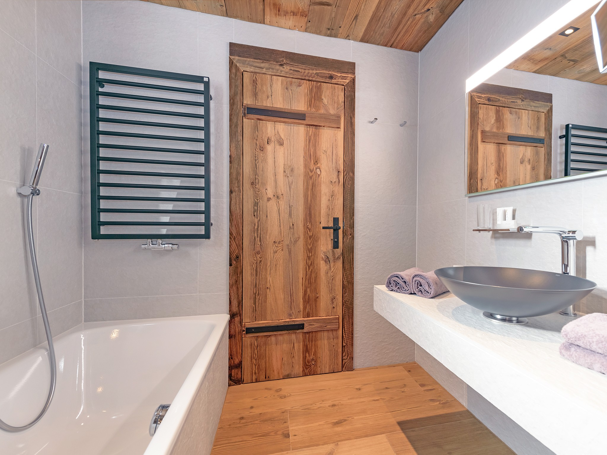 Noble Chalet Flachau - bathroom