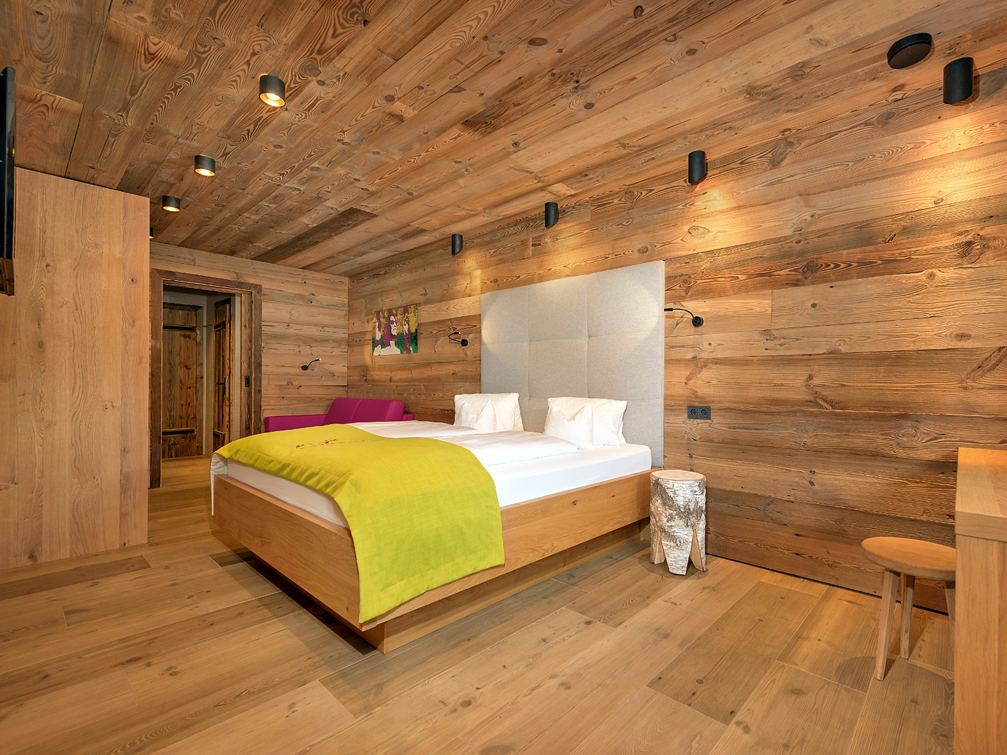 Noble Chalet Flachau - bedroom