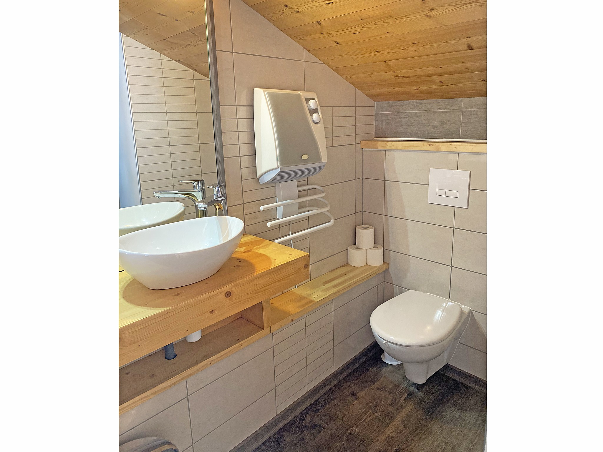 Ski Chalet de Bettex - bathroom