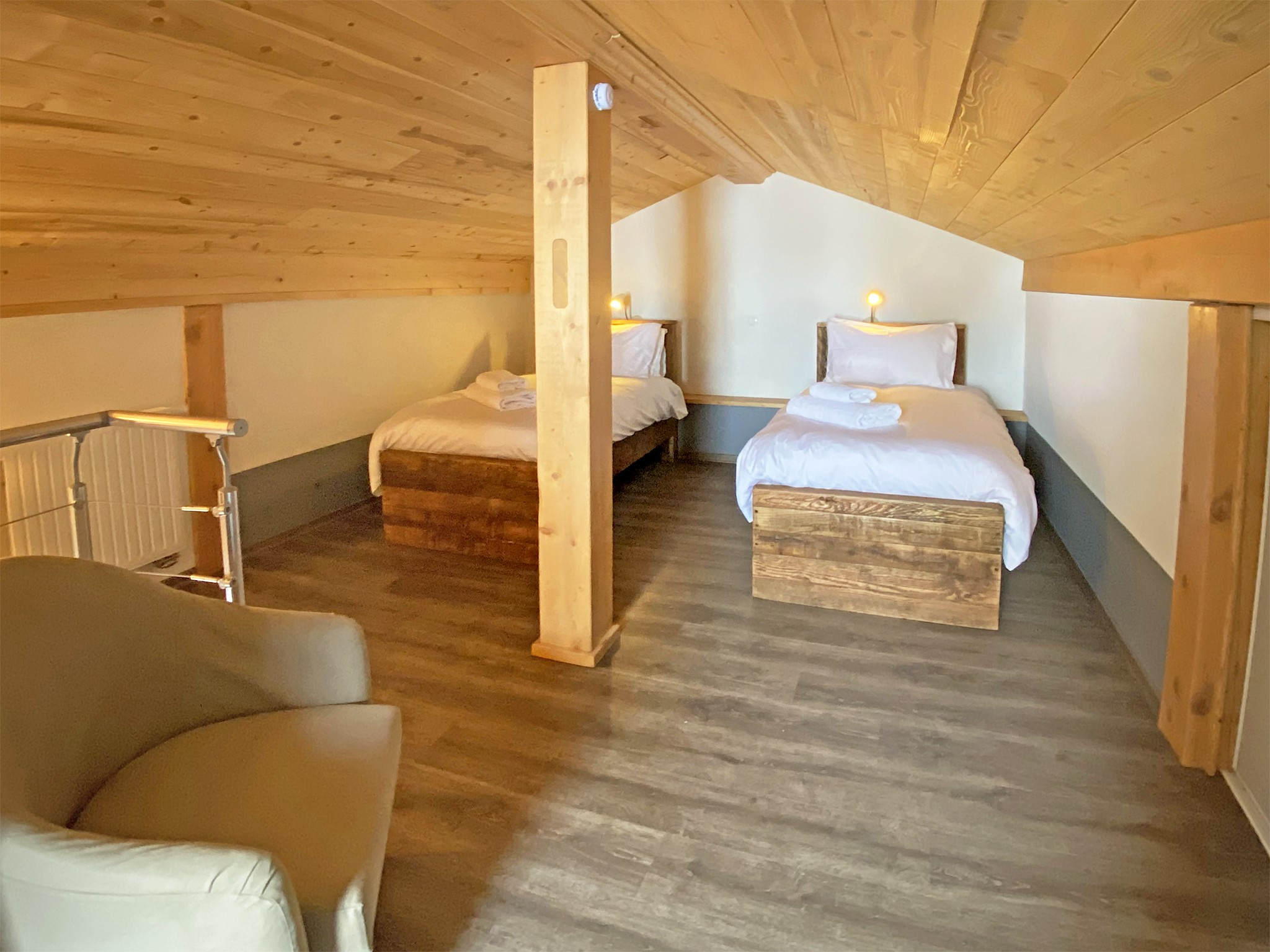 Ski Chalet de Bettex - bedroom