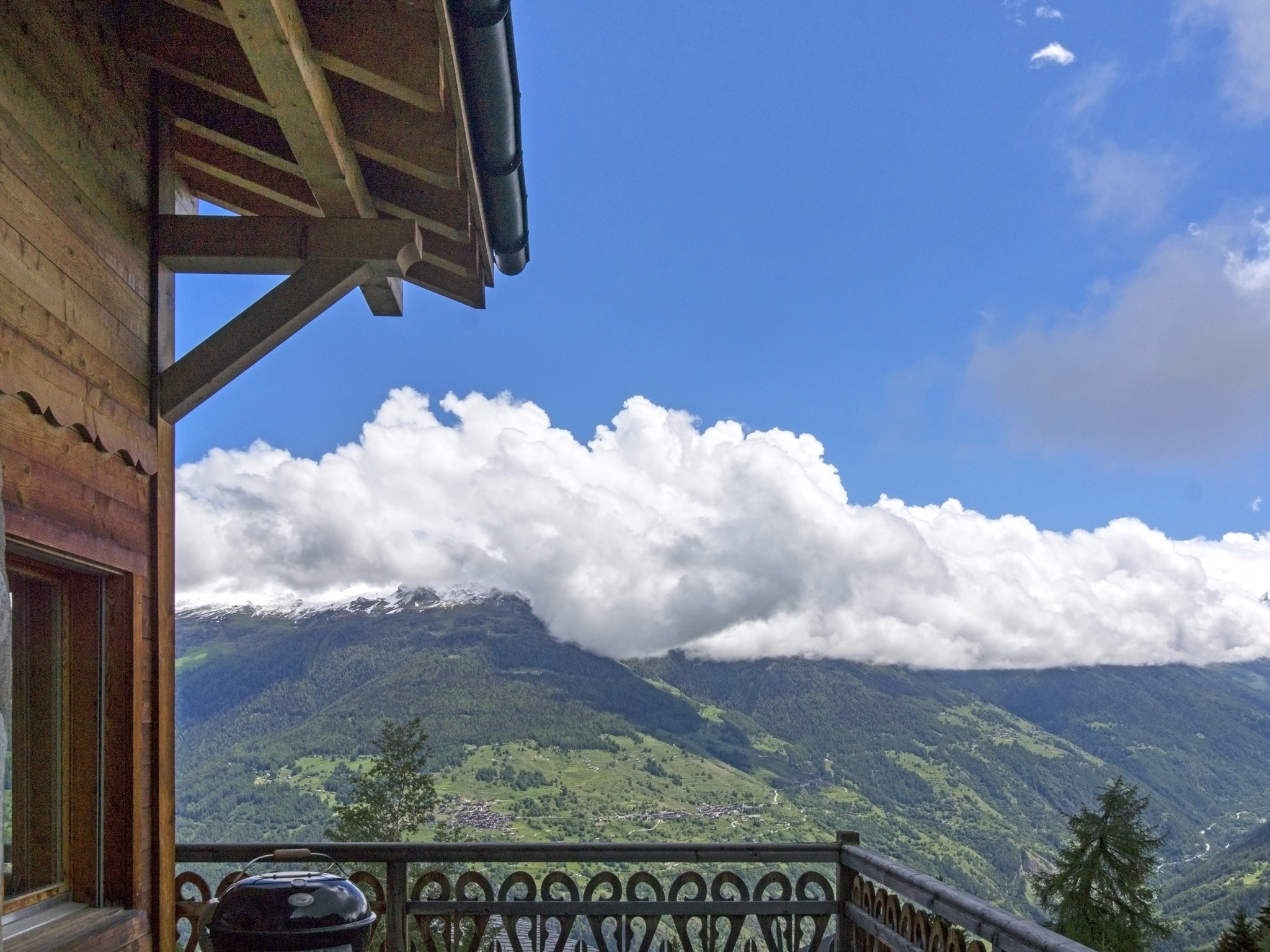 Chalet Sky - panoramic view