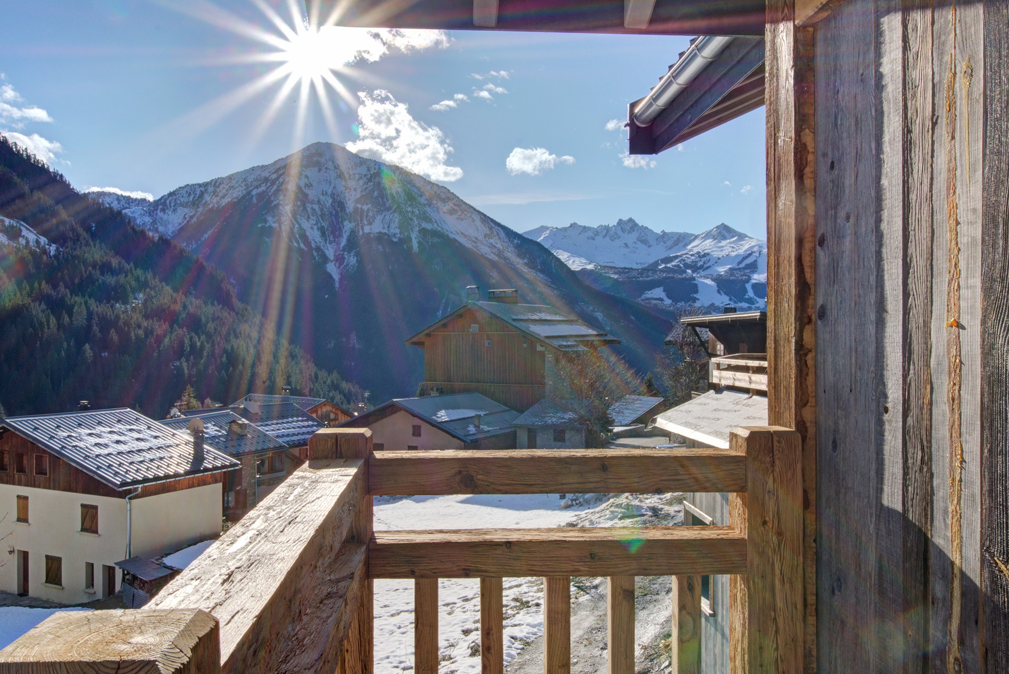 Chalet Champagny Mountain Lodge 12P - Panoramablic