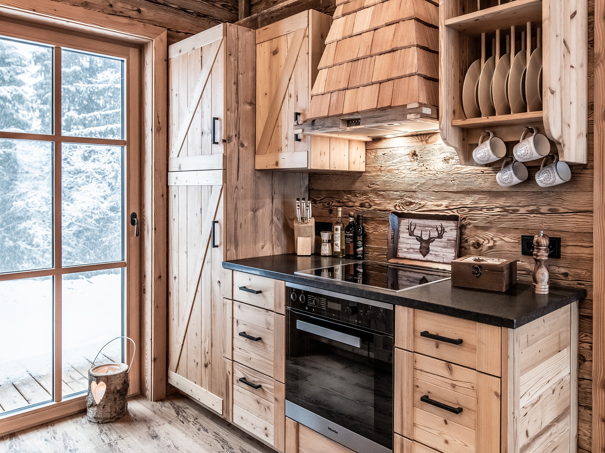 Lech-Chalet Stein - kitchen