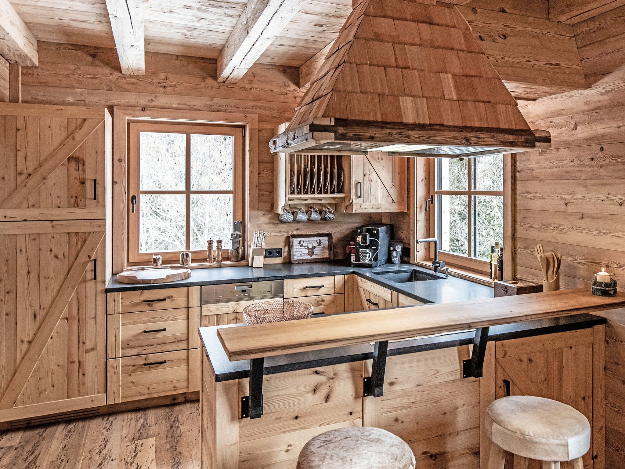 Lech-Chalet Berg - kitchen