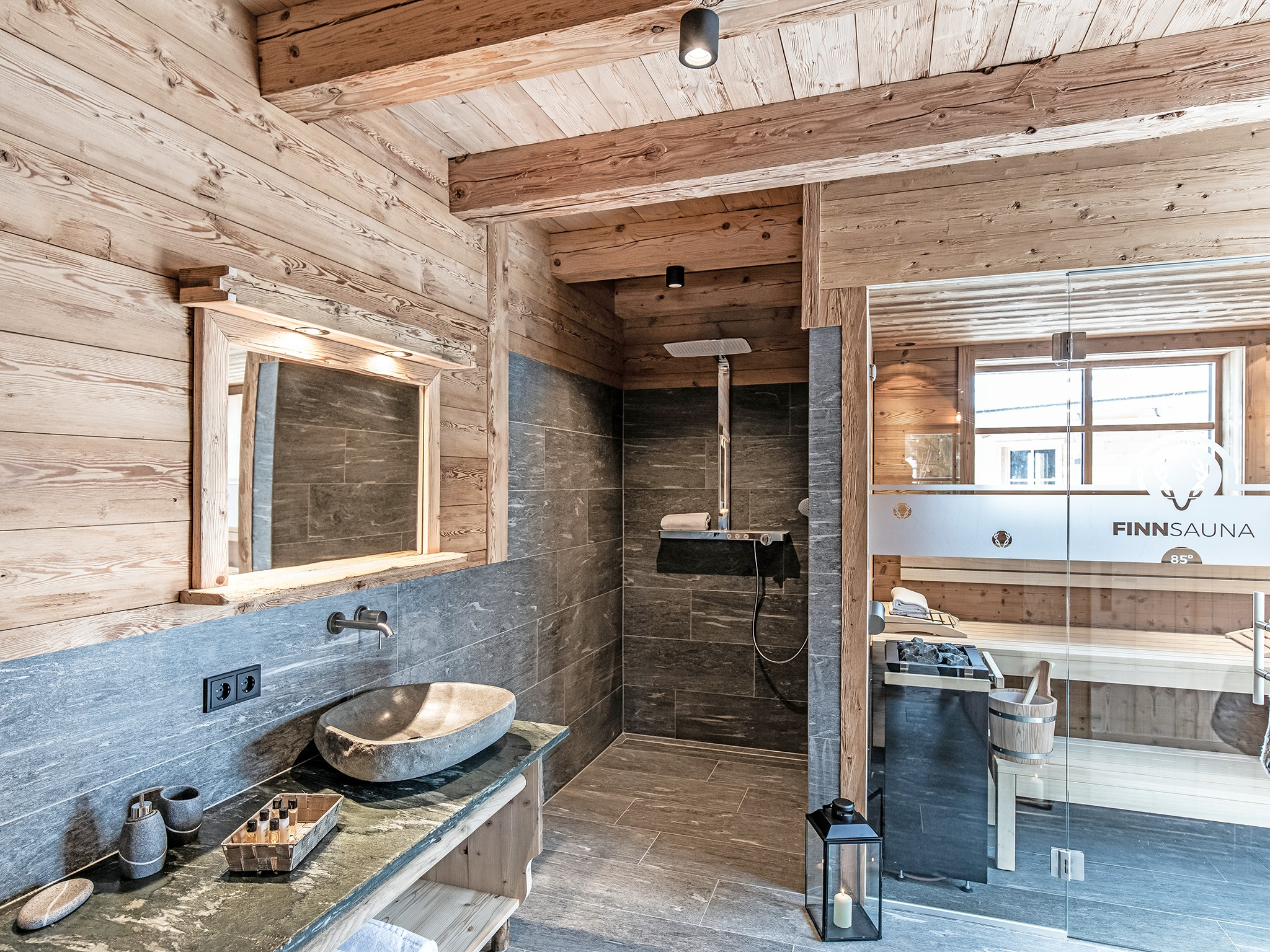 Lech-Chalet Berg - bathroom