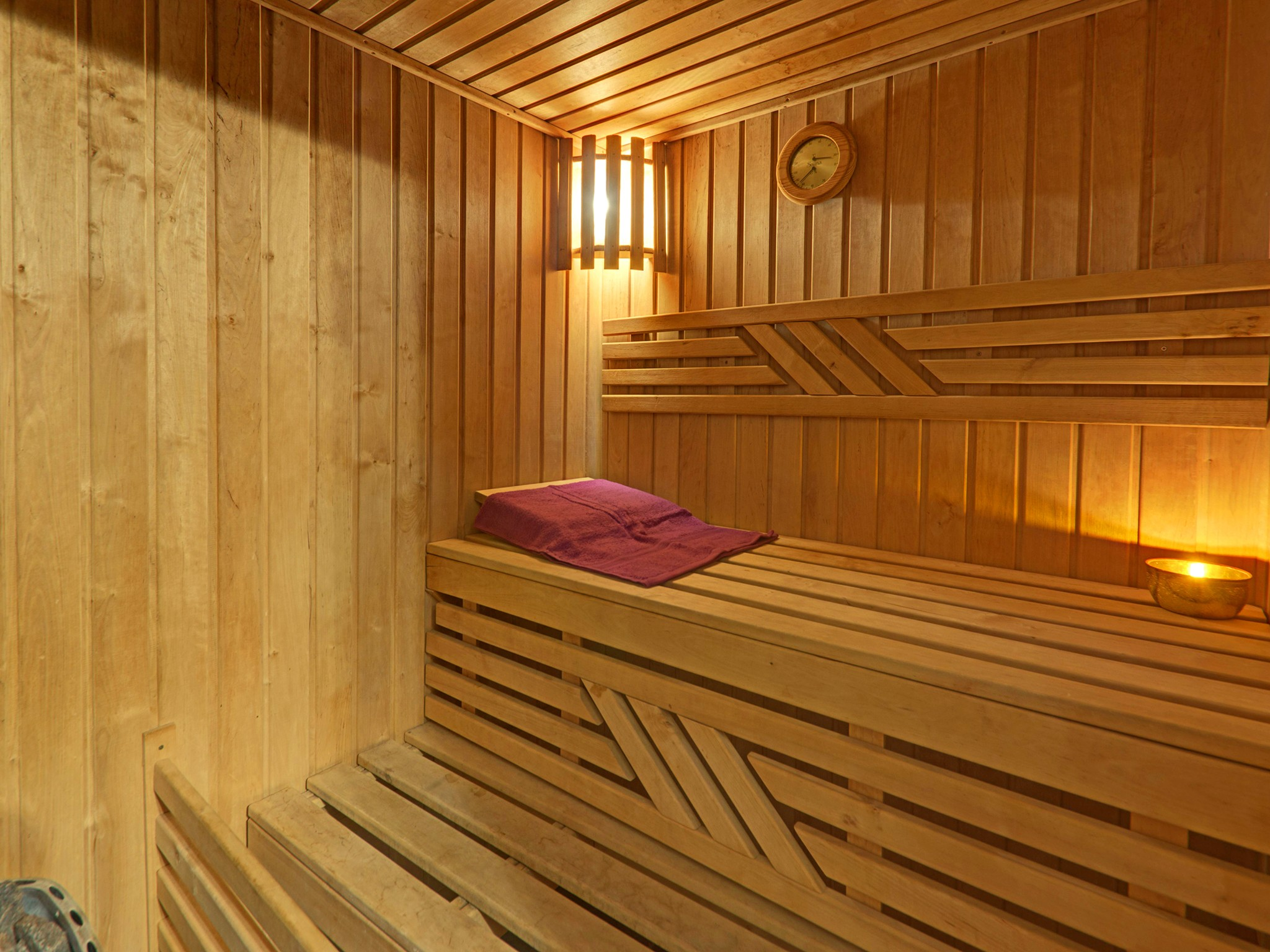 Chalet Sölden Snow Heaven - sauna (example)
