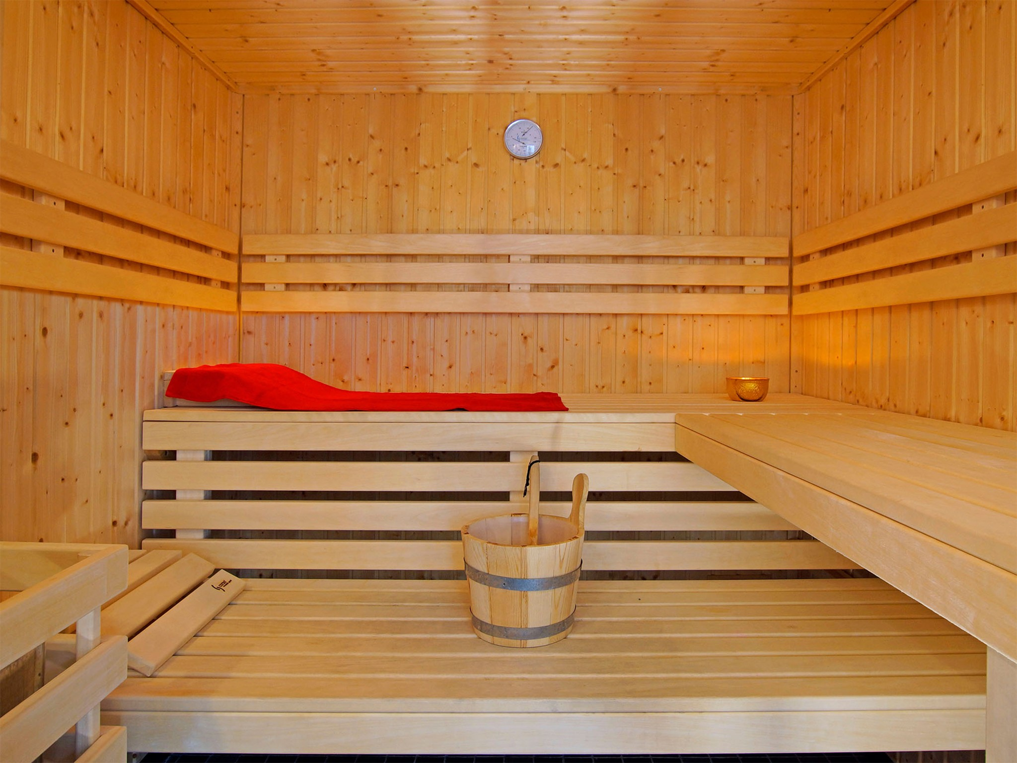 Chalet Pure Paradise - sauna (example)
