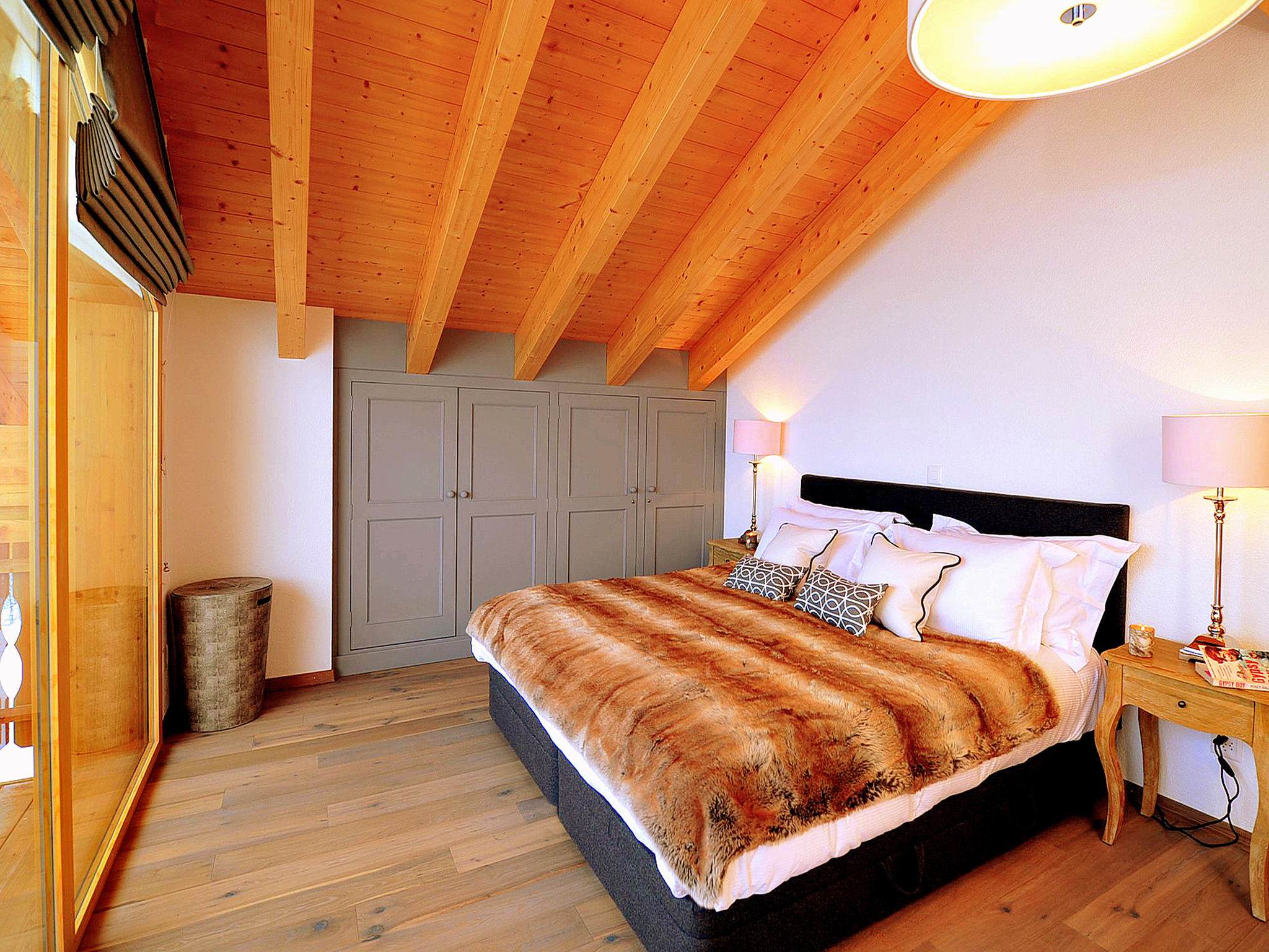 Chalet Dolomiti Dream - chambre (exemple)