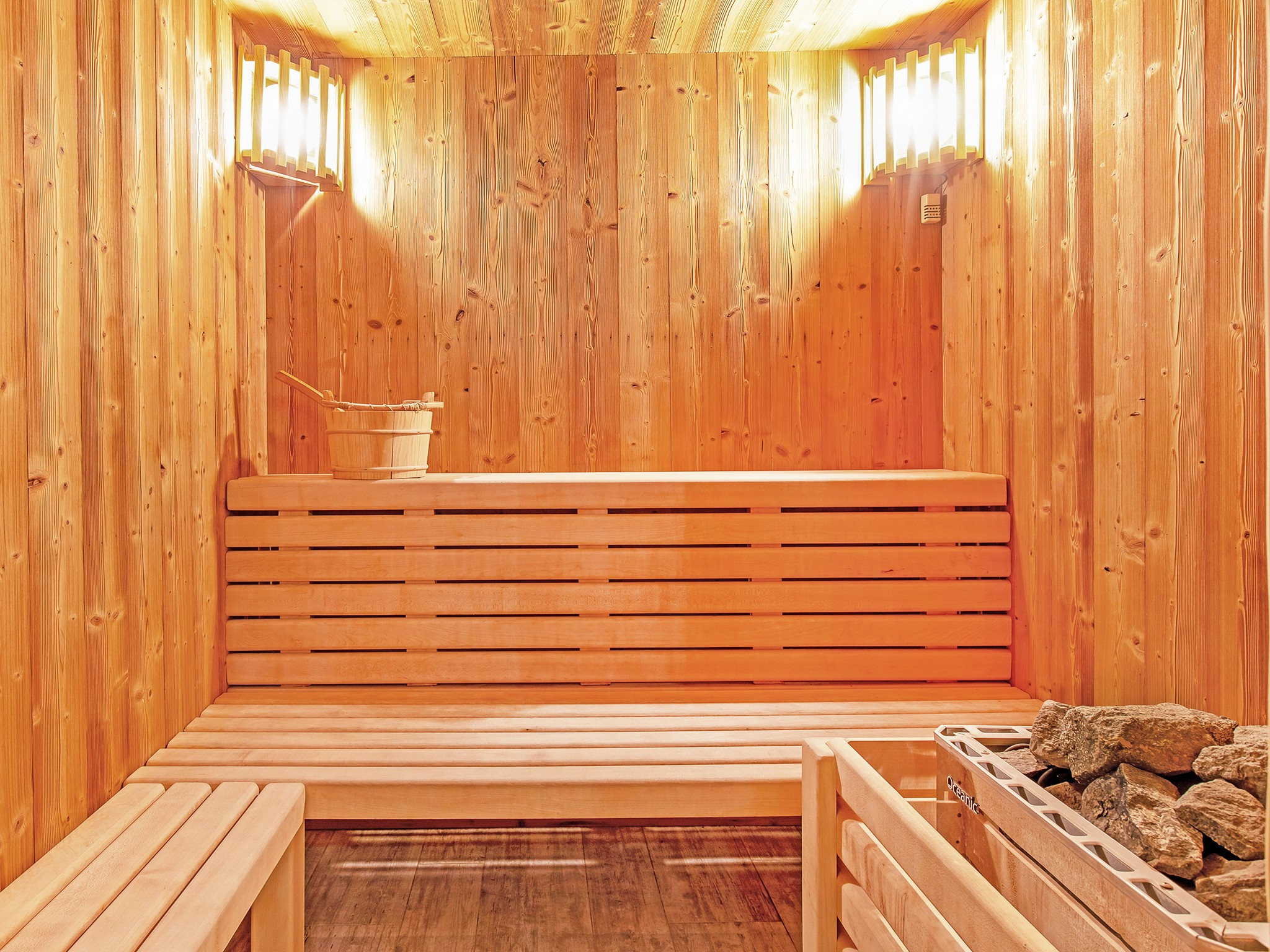 Chalet Farmhouse - sauna