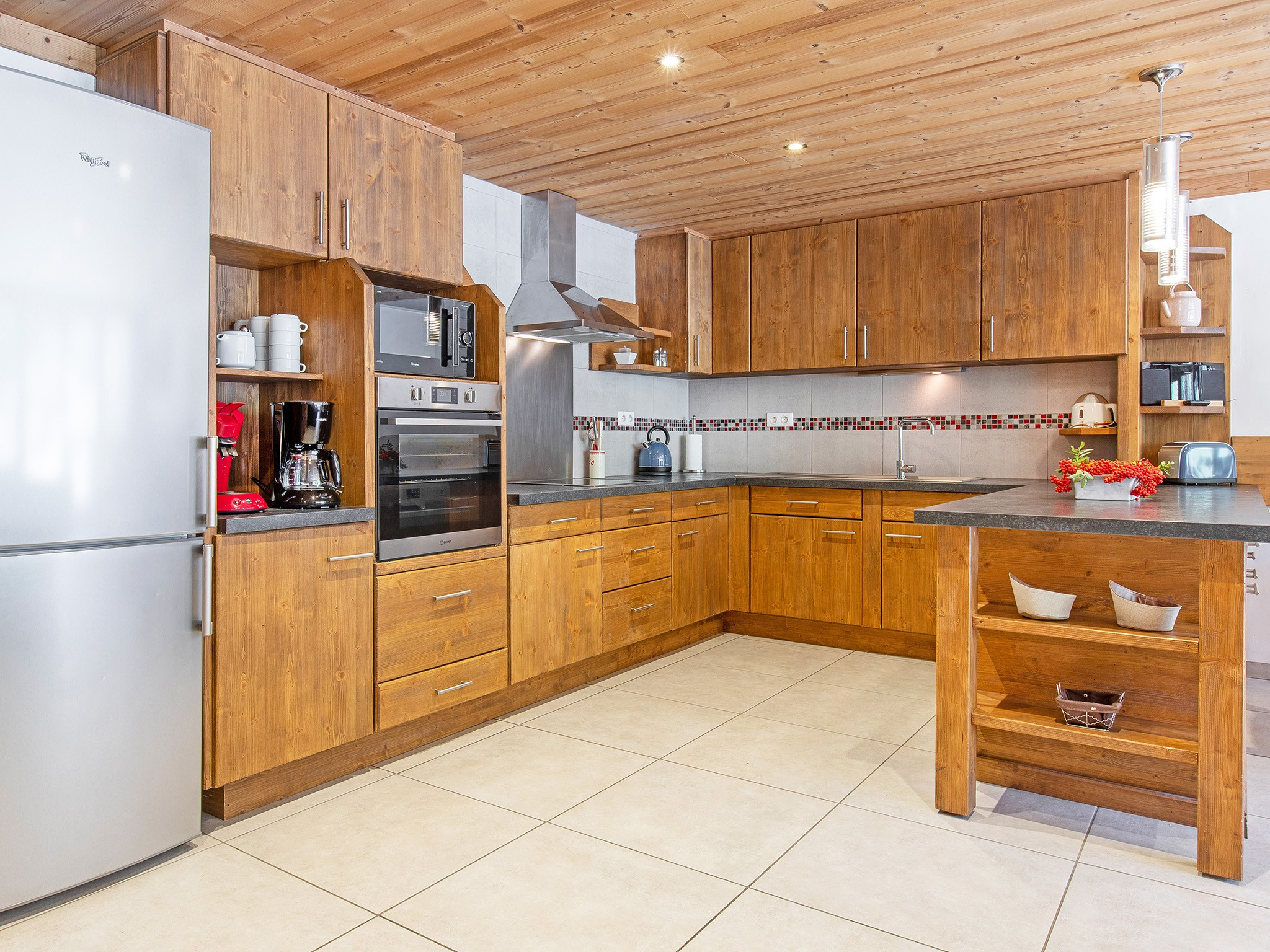Chalet Epicea - kitchen