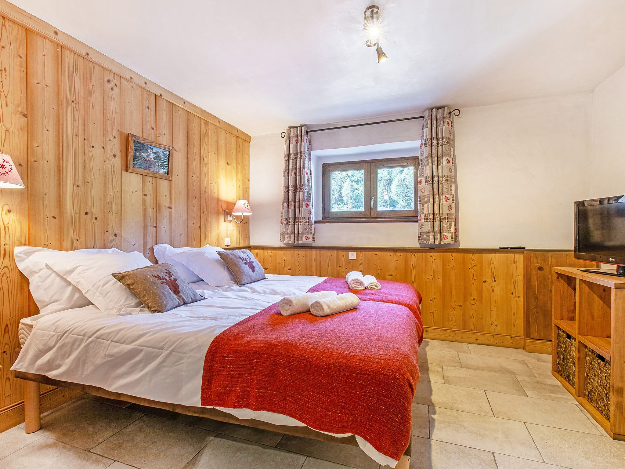 Chalet Epicea - bedroom