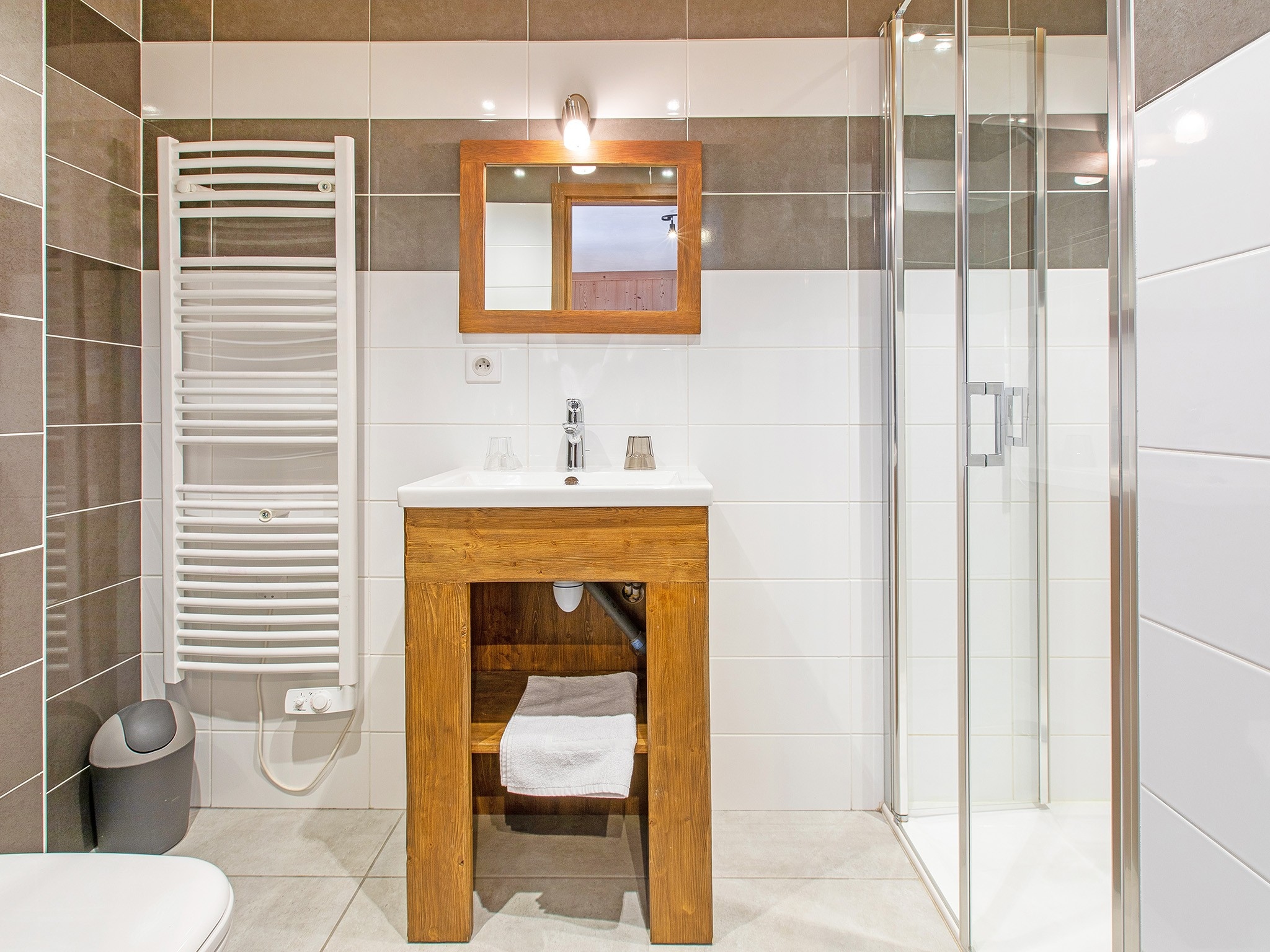 Chalet Epicea - bathroom