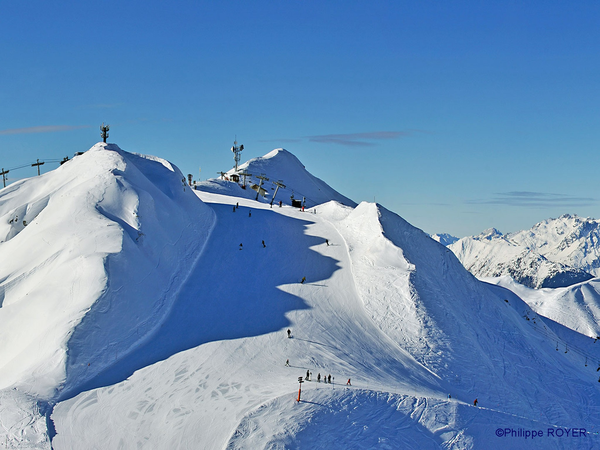 ski area ®Philippe Royer