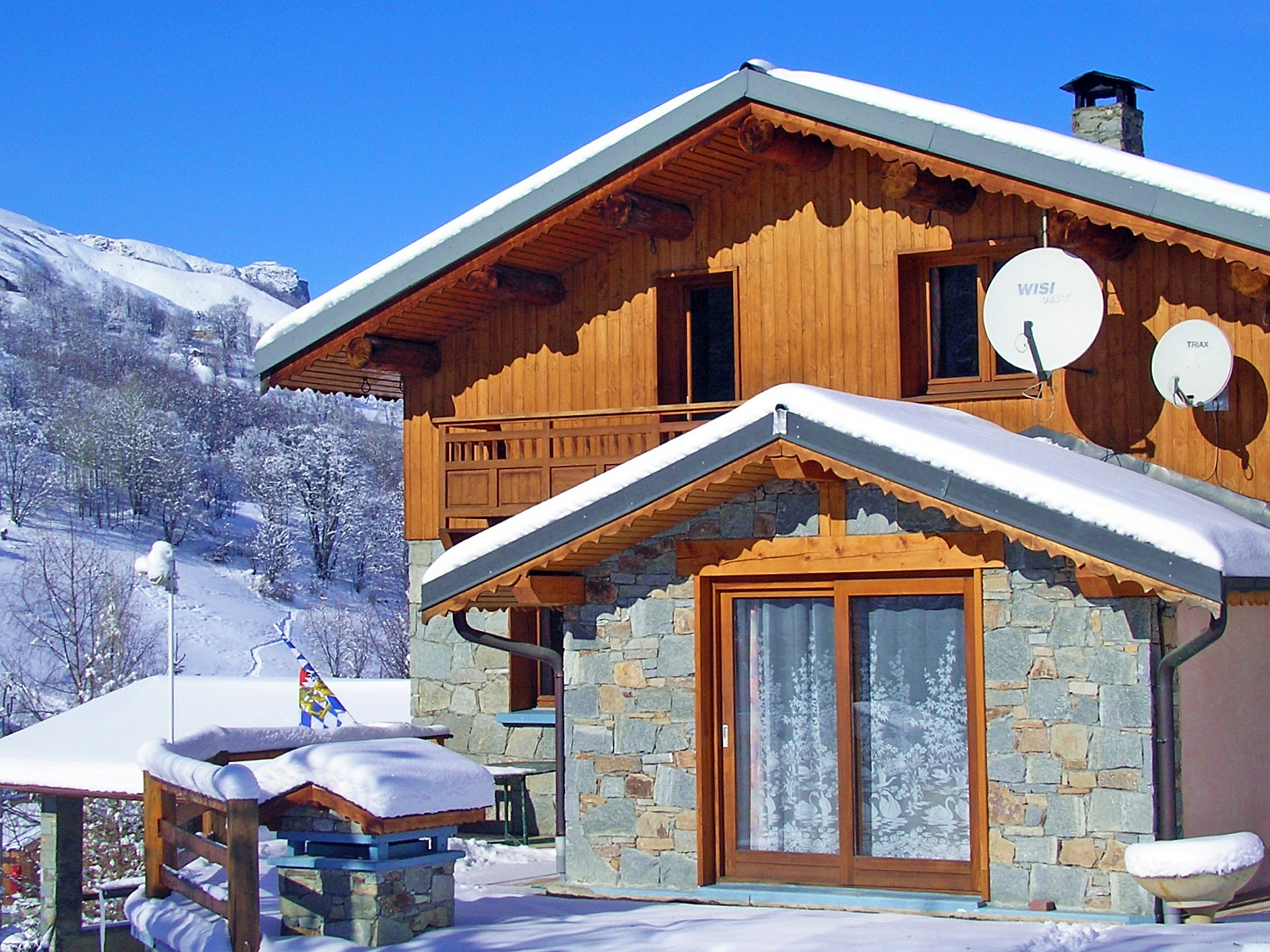 Chalet Bettaix CBE01