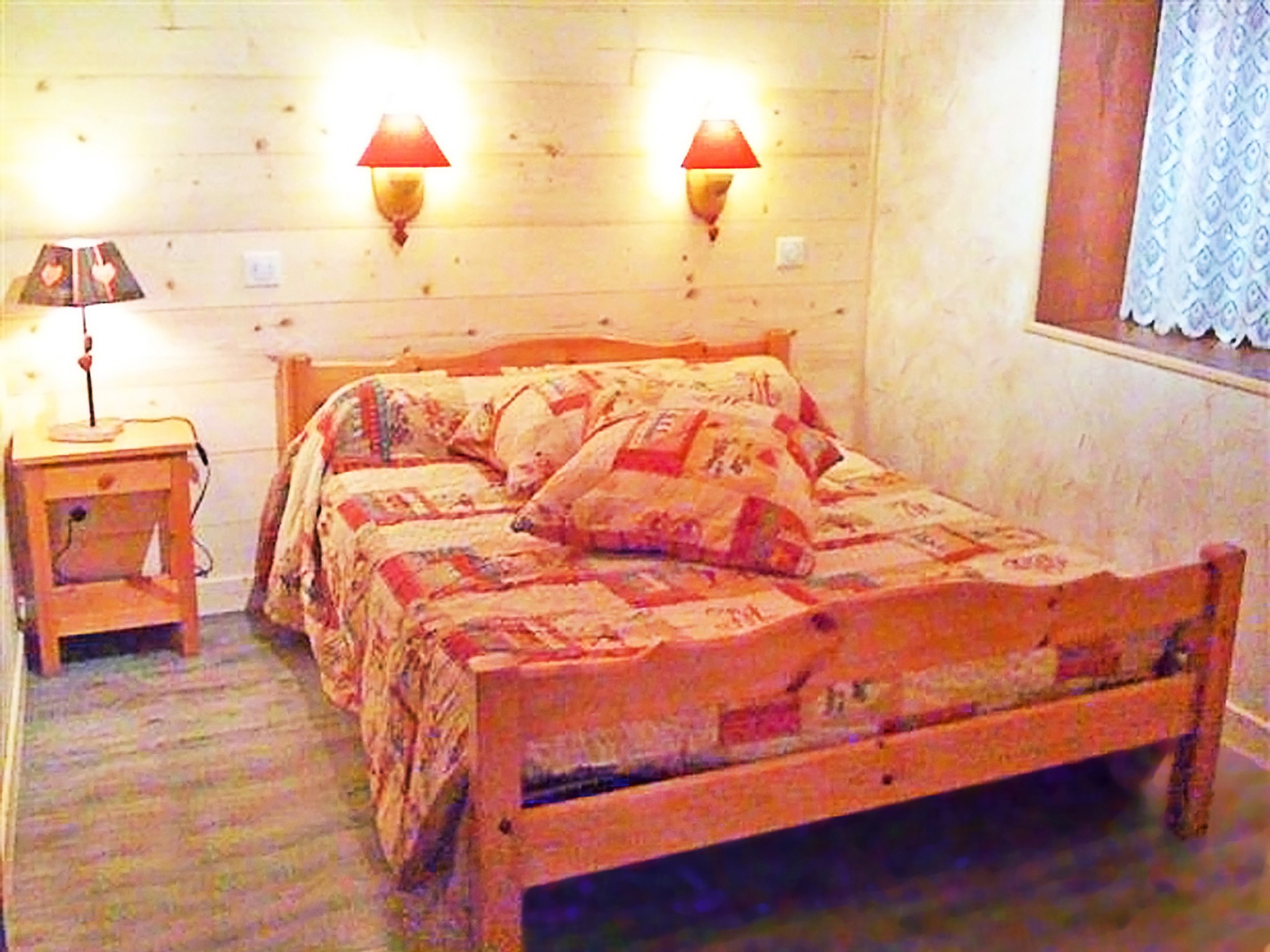 Chalet Joly - chambre