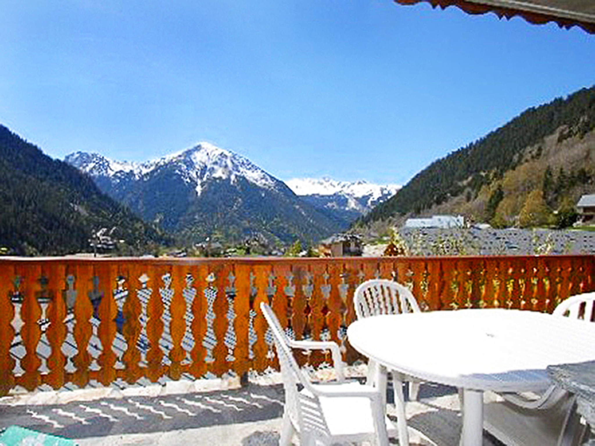 Chalet Gentianes Bleus - panoramic view
