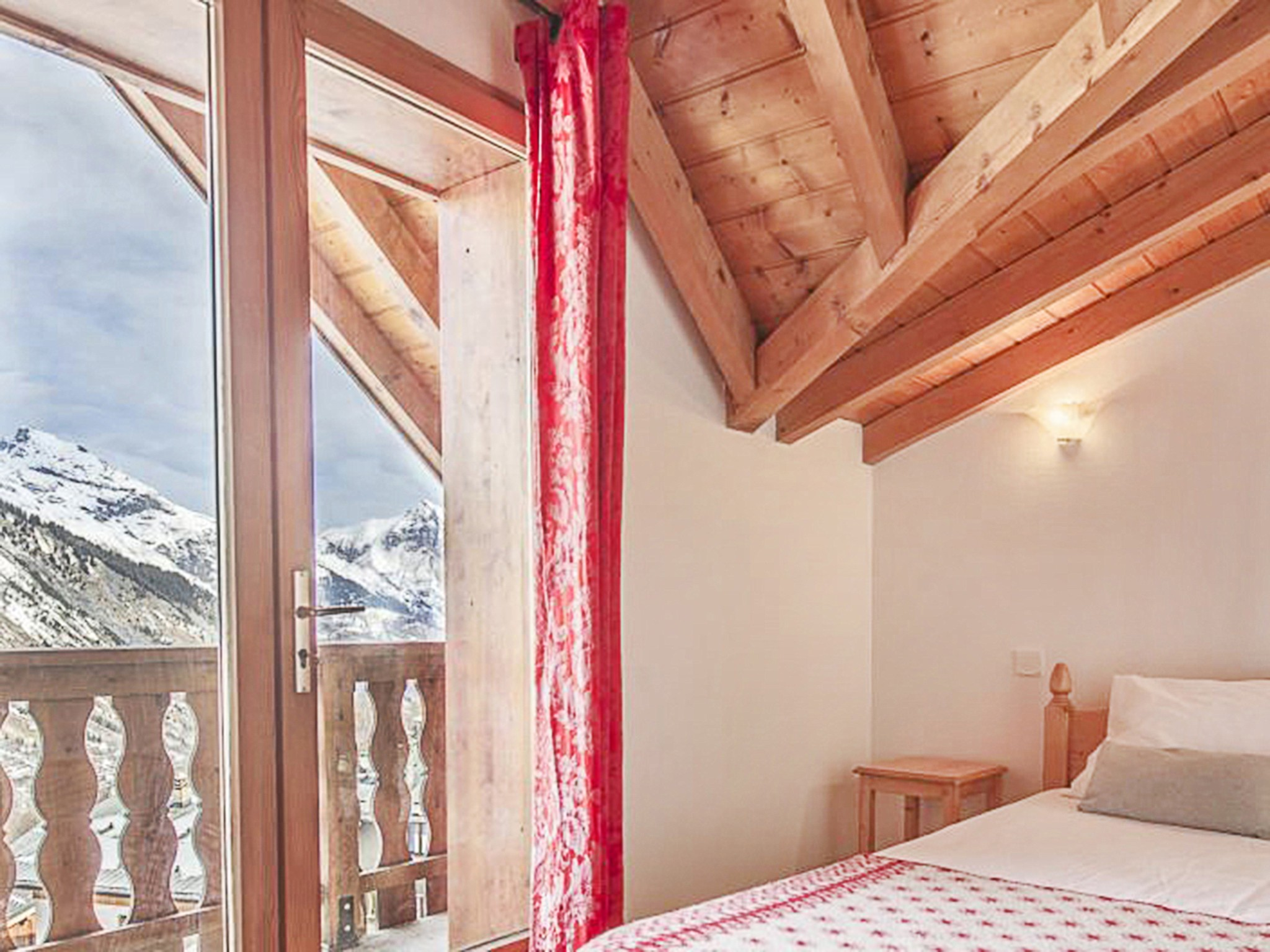 Chalet Pepe Martin - bedroom